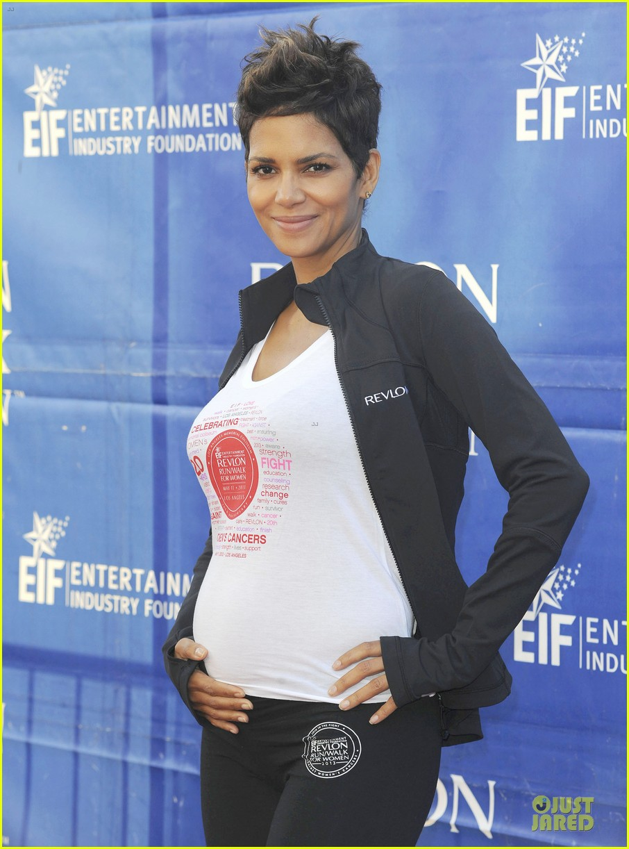 halle berry revlon run for women in la 022868372