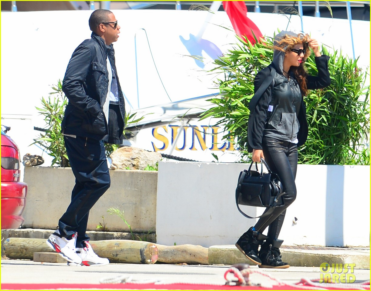beyonce cannes with jay z after grown woman hits 012875672