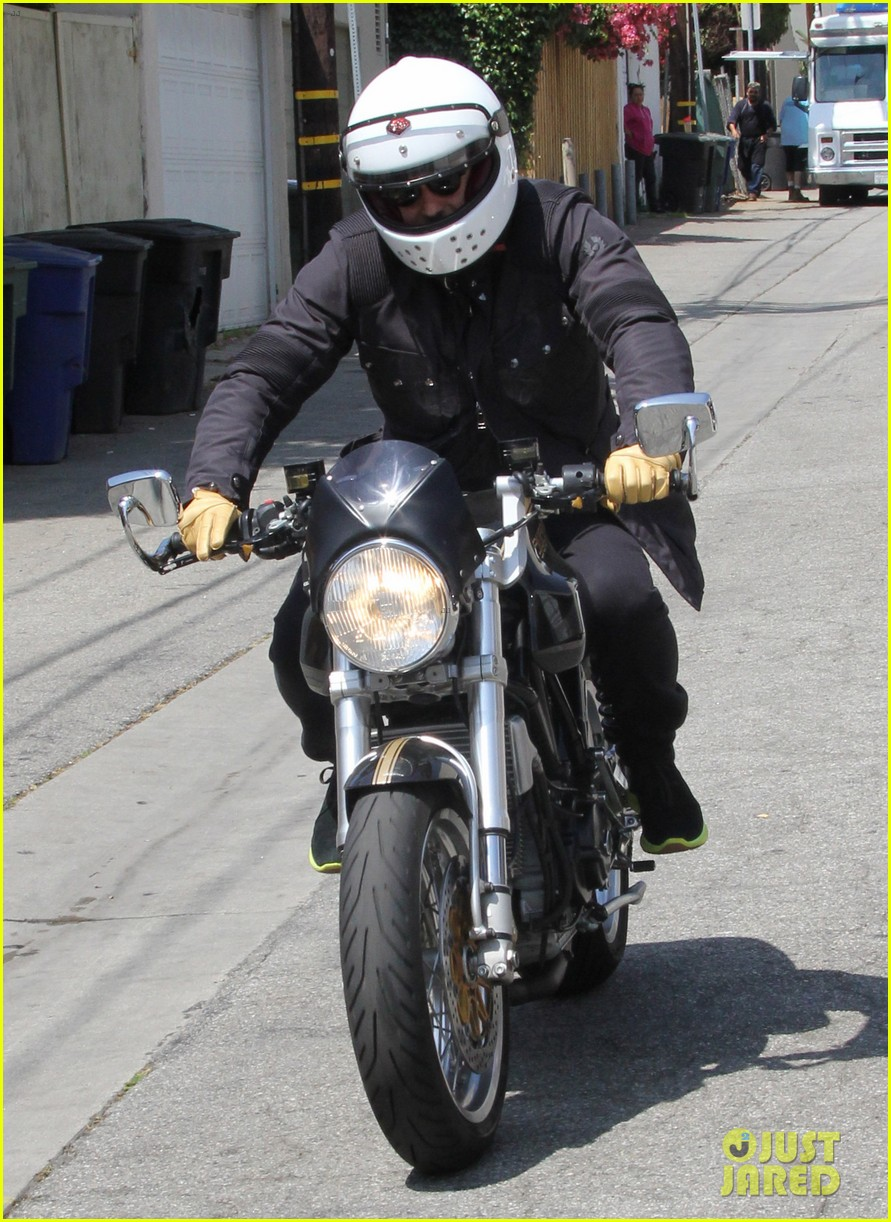 orlando bloom biker boy after workout session 032862232