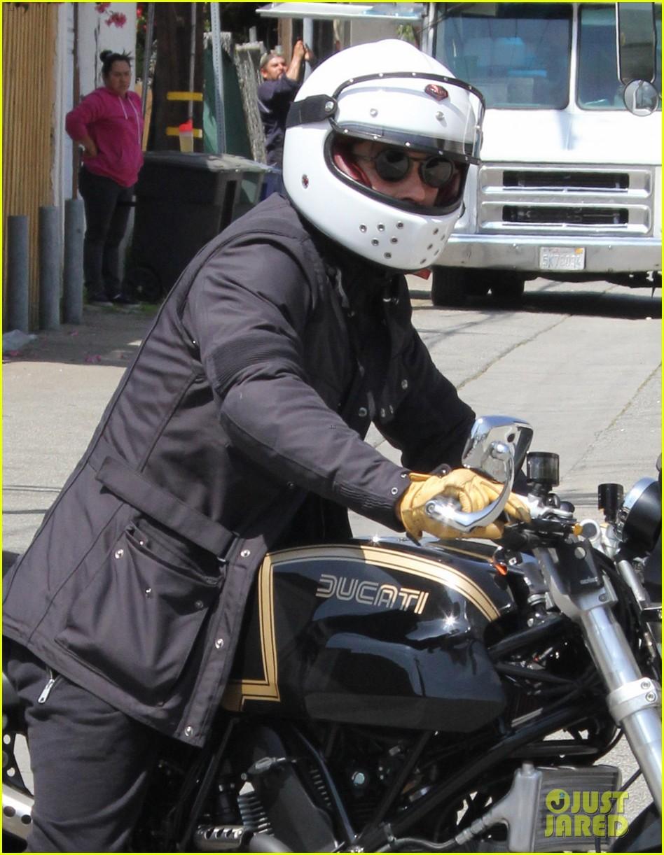 orlando bloom biker boy after workout session 042862233