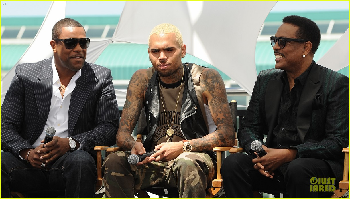 chris brown bet awards press conference 162870313