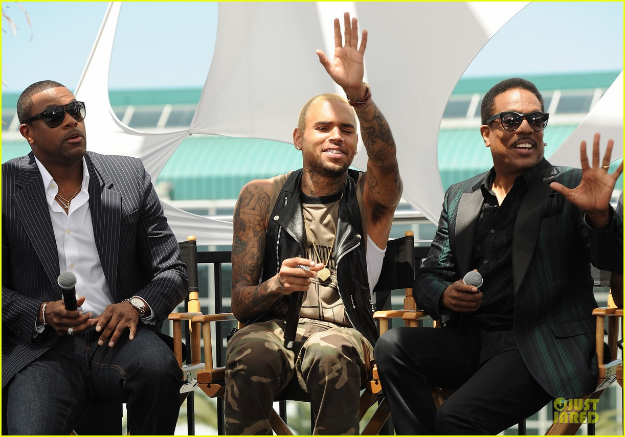 chris brown bet awards press conference 23