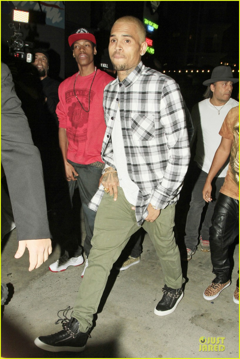 chris brown birthday celebration at emerson theatre 012863648