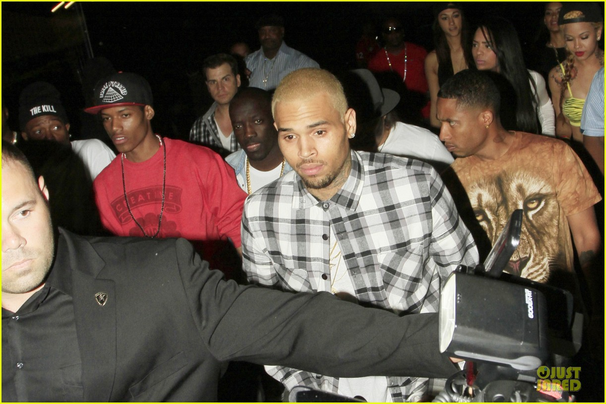 chris brown birthday celebration at emerson theatre 052863652