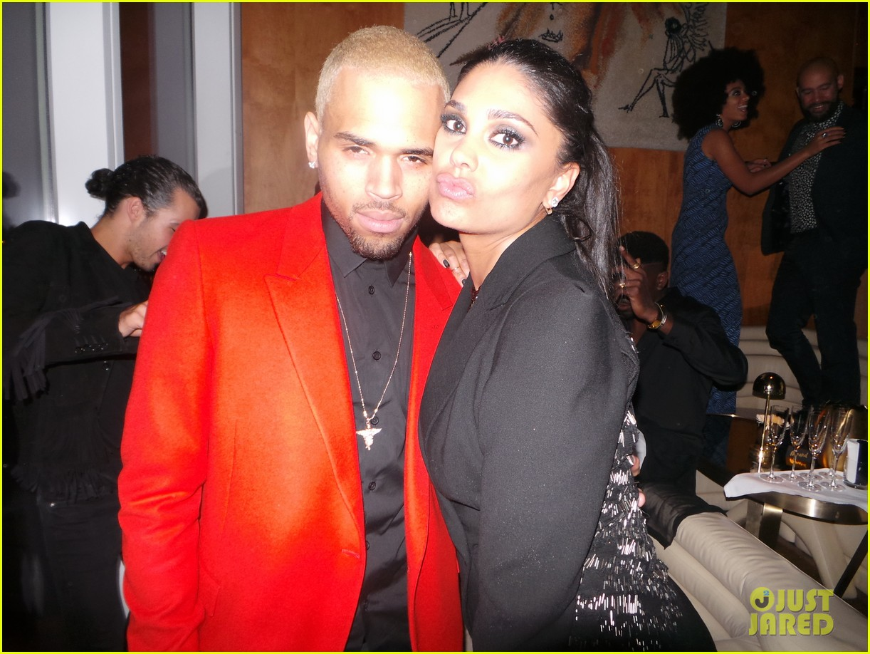 chris brown met ball 2013 after party 012865944