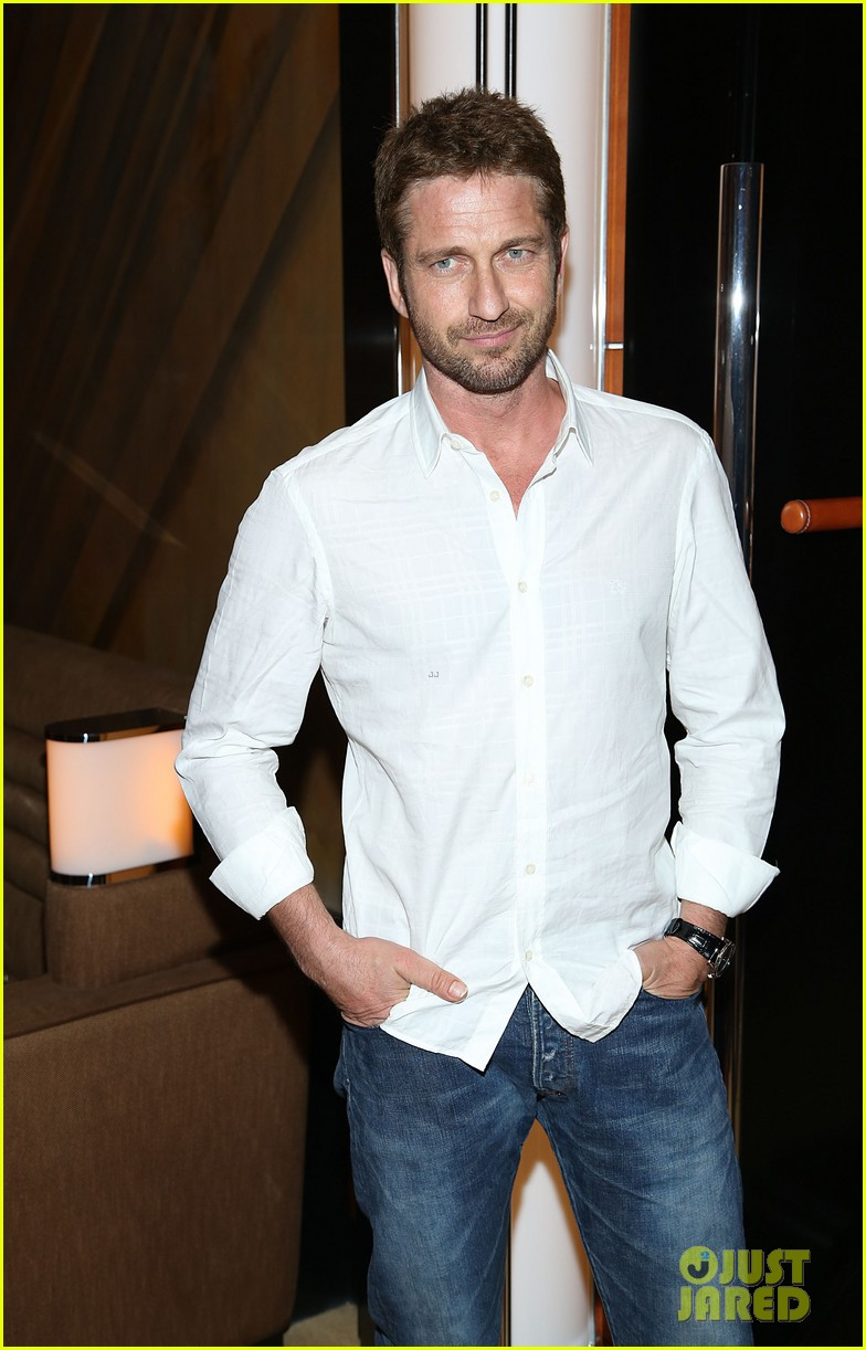 gerard butler the great gatsby nyc screening after party 032866369