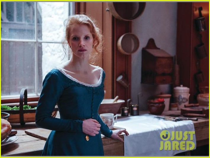 jessica chastain colin farrell miss julie first look 012870199