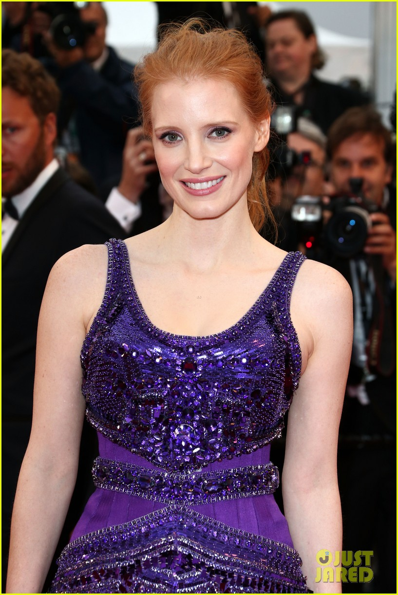 jessica chastain zachary quinto all is lost cannes premiere 102876260