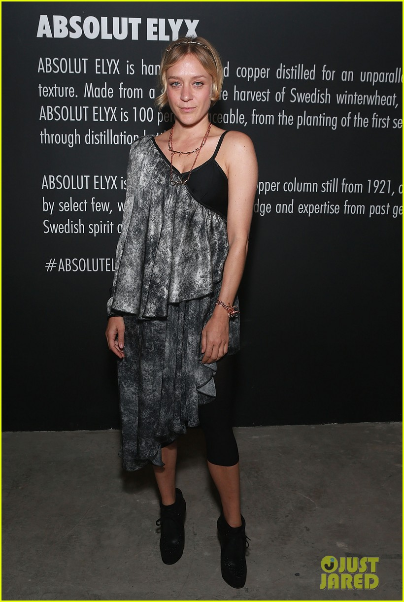 chloe sevigny absolut elyx launch 012870132