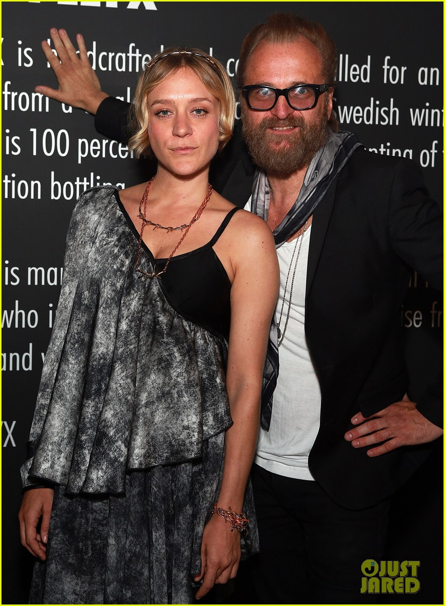 chloe sevigny absolut elyx launch 102870141