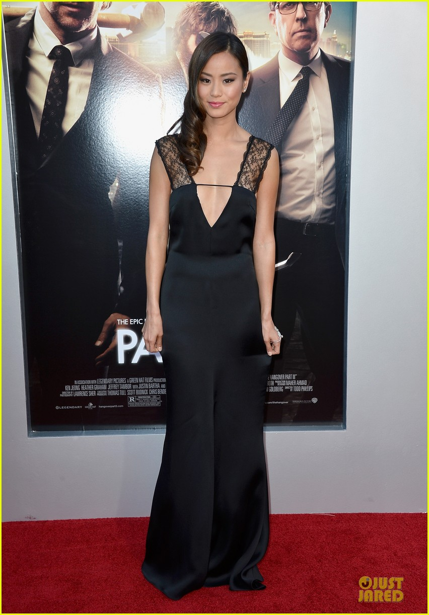 jamie chung naya rivera the hangover part iii premiere 012875271