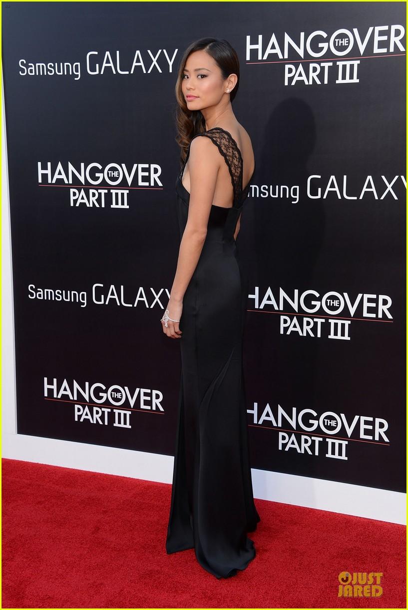 jamie chung naya rivera the hangover part iii premiere 202875290