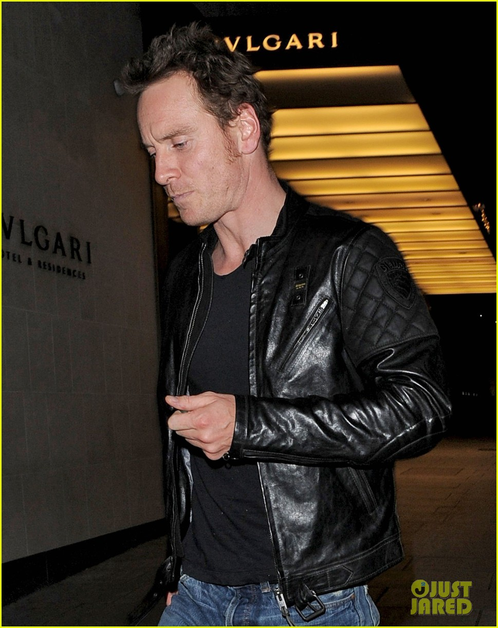 bradley cooper michael fassbender dinner in london 13