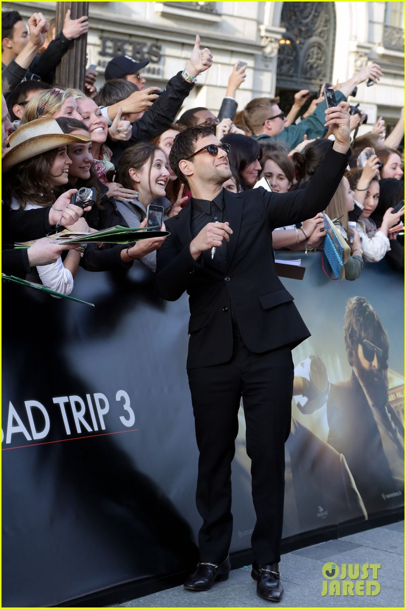 bradley cooper hangover part iii paris premiere with cast 222879198