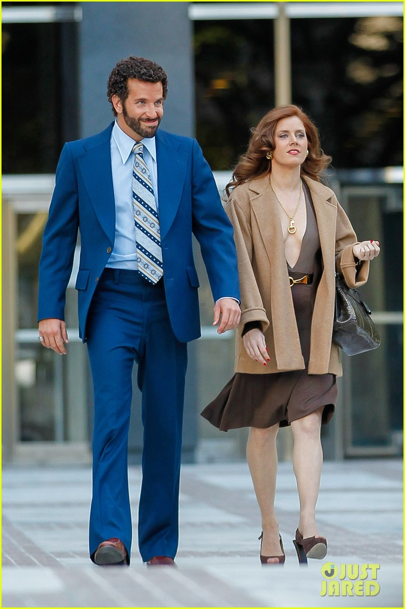 bradley cooper works out before filming american hustle 032873318