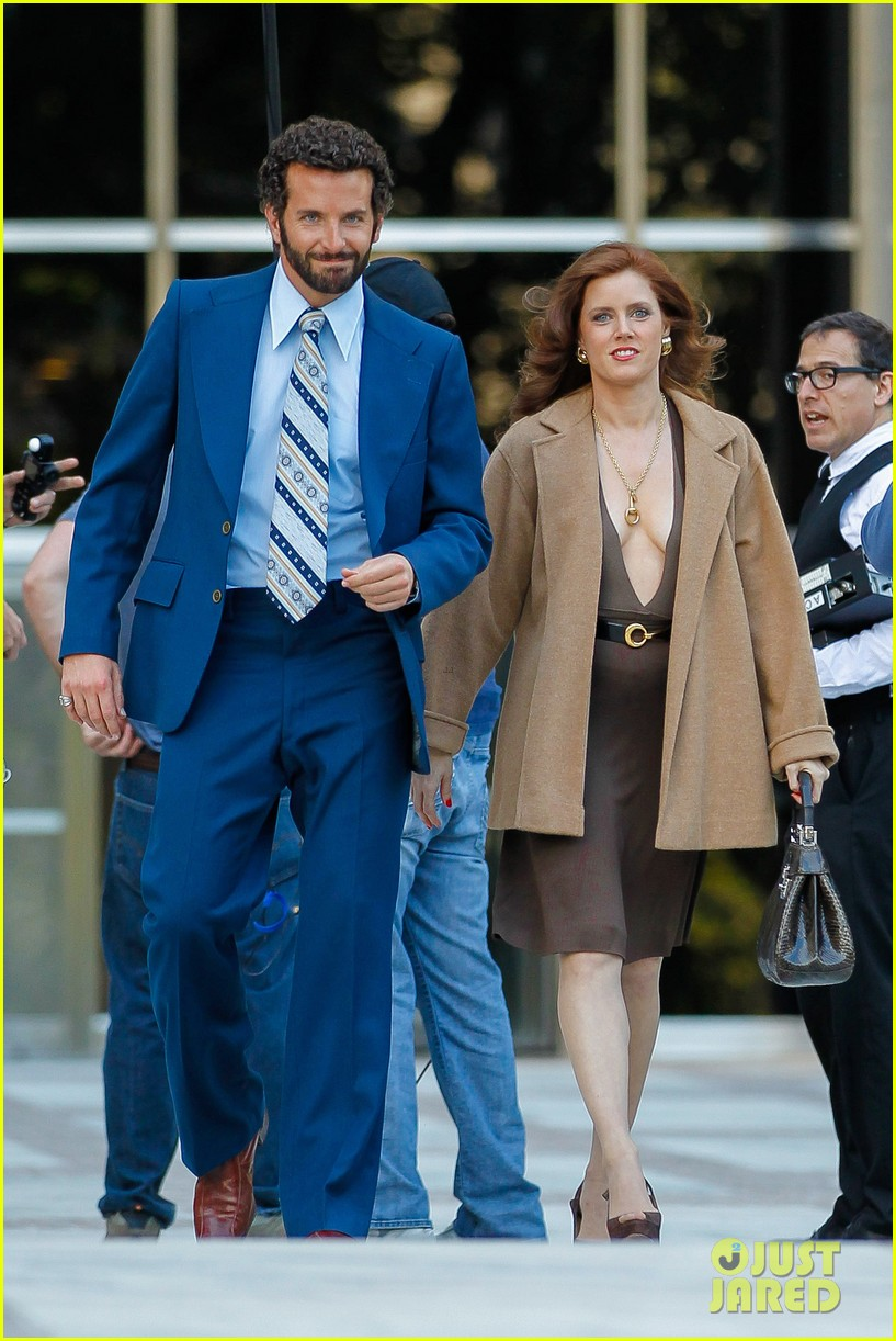 bradley cooper works out before filming american hustle 062873321