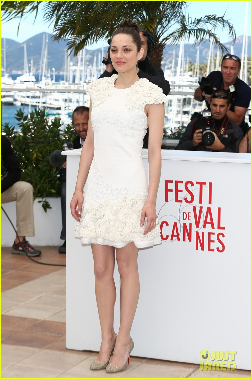 marion cotillard jeremy renner cannes the immigrant photo call 012877180