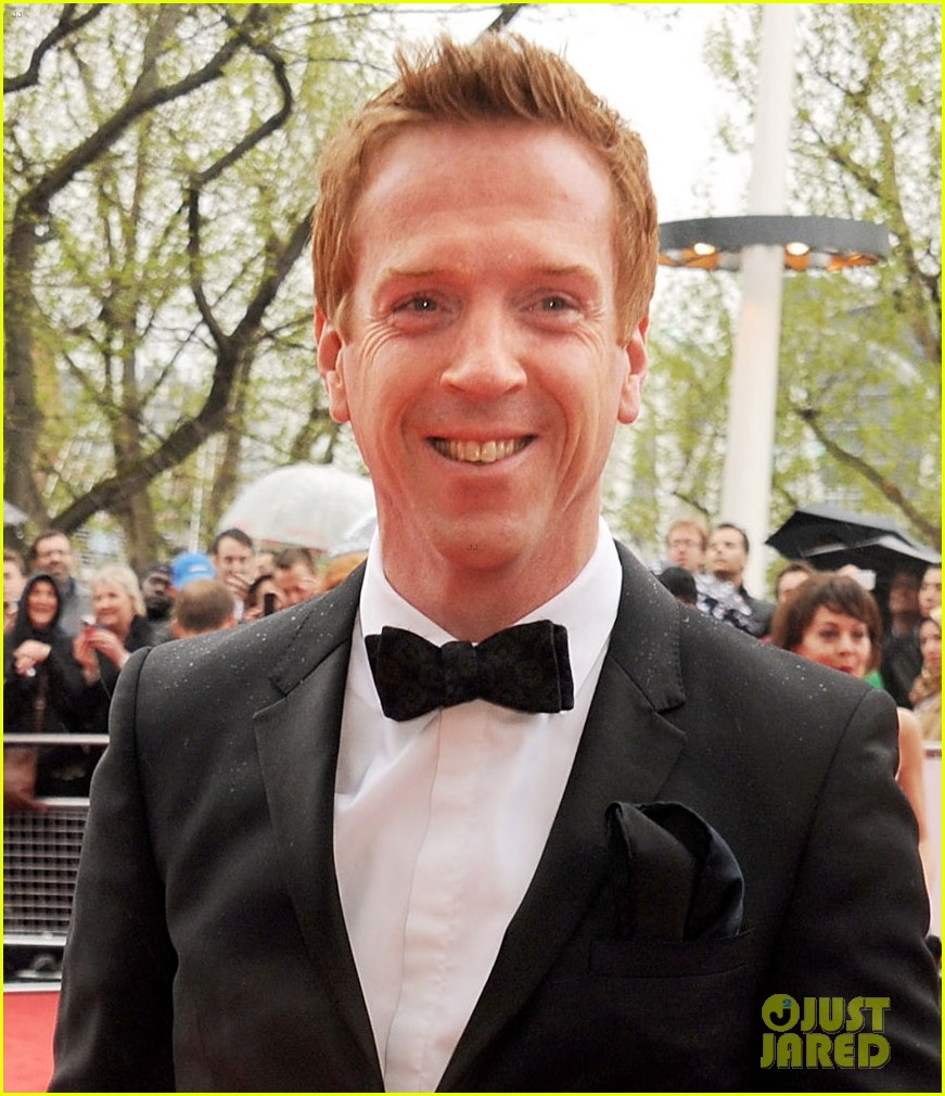 damian lewis laura whitmore british academy television awards 2013 022869131