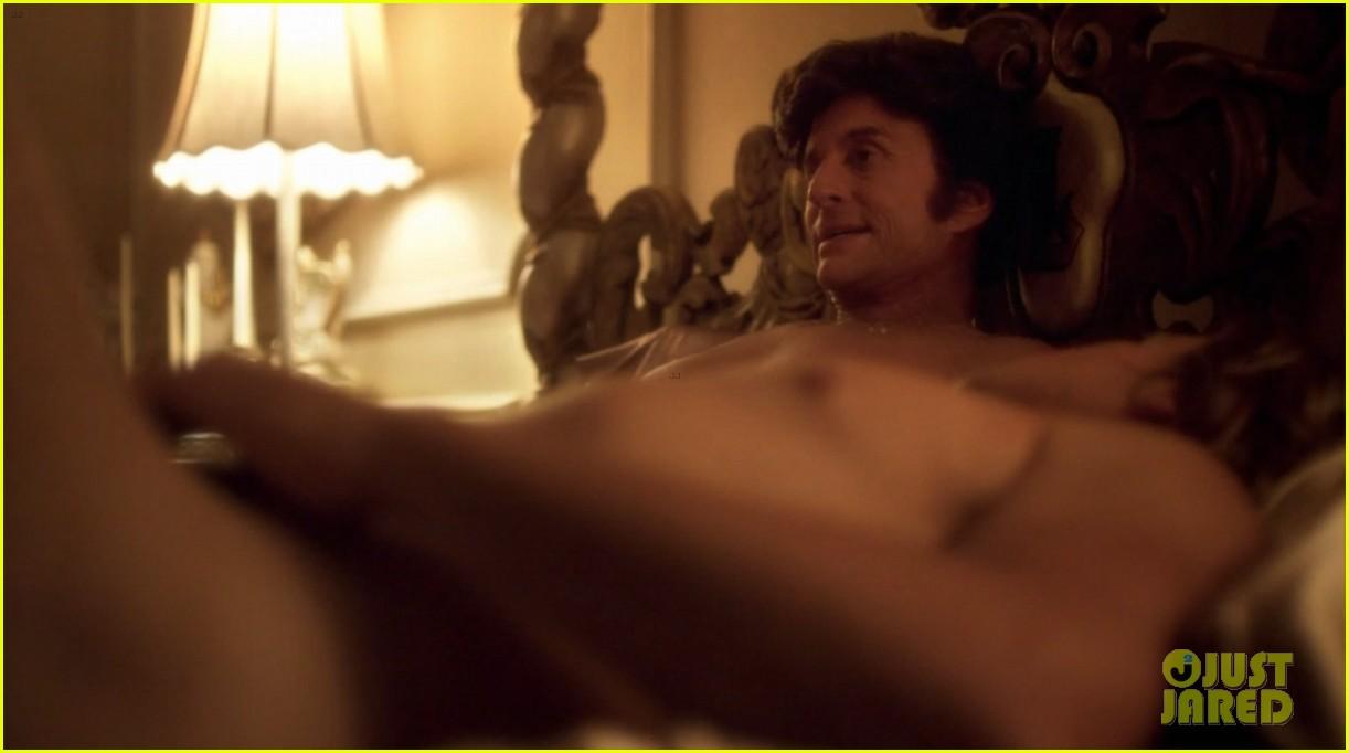 nude Matt damon