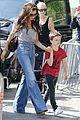 david victoria beckham eiffel tower lunch with the kids 16