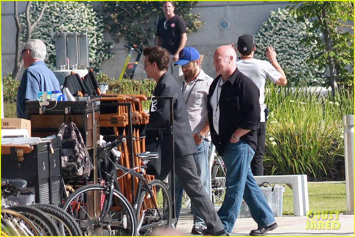 johnny depp transcendence coffee break 142868662