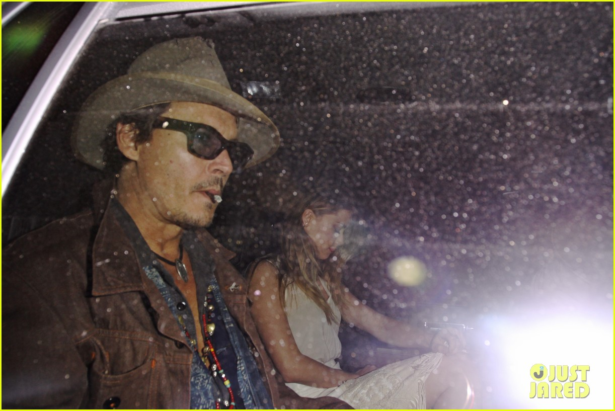 johnny depp amber heard dinner with keith richards 022877460