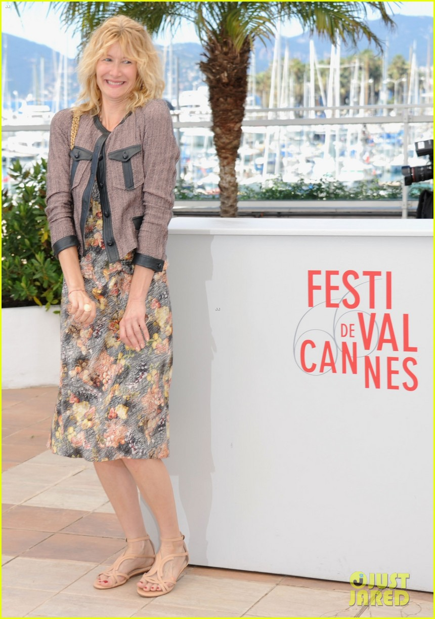 laura dern will forte cannes nebraska photo call 062876659