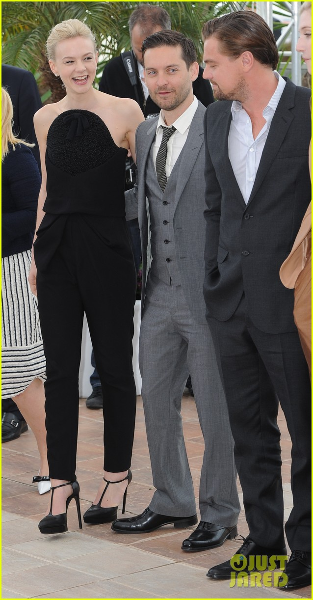leonardo dicaprio cannes film festival great gatsby photo call 102870751