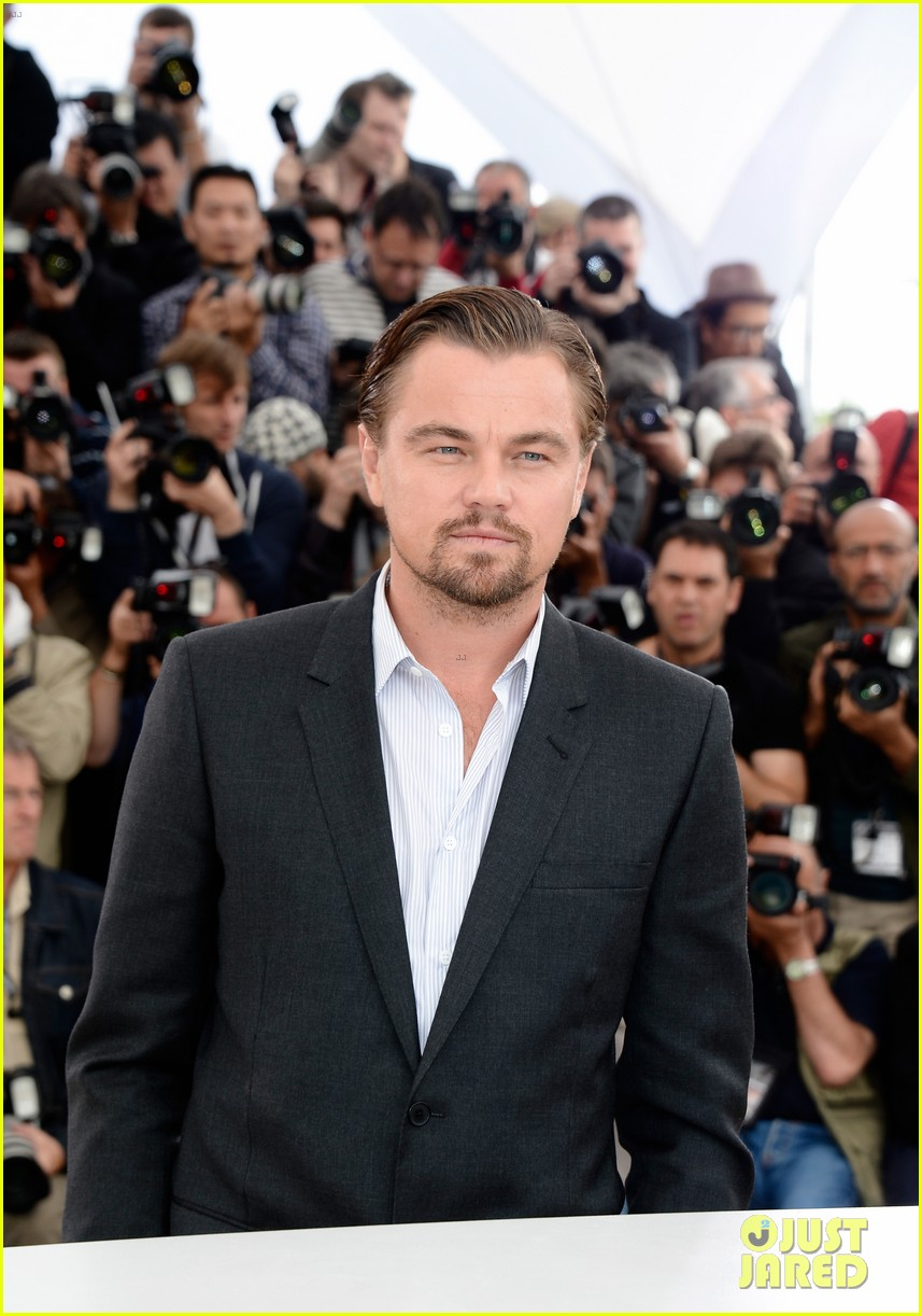 leonardo dicaprio cannes film festival great gatsby photo call 162870757