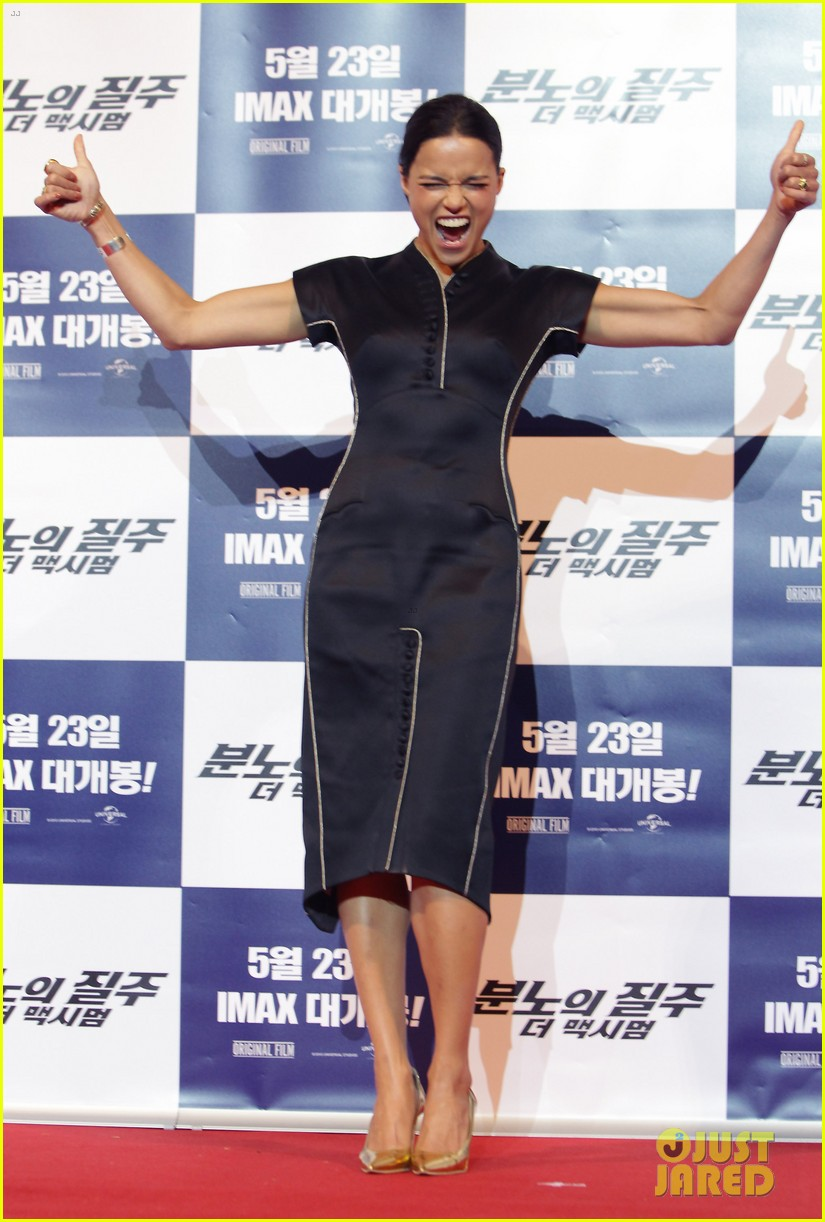 vin diesel michelle rodriguez fast furious 6 seoul press conference 092869439