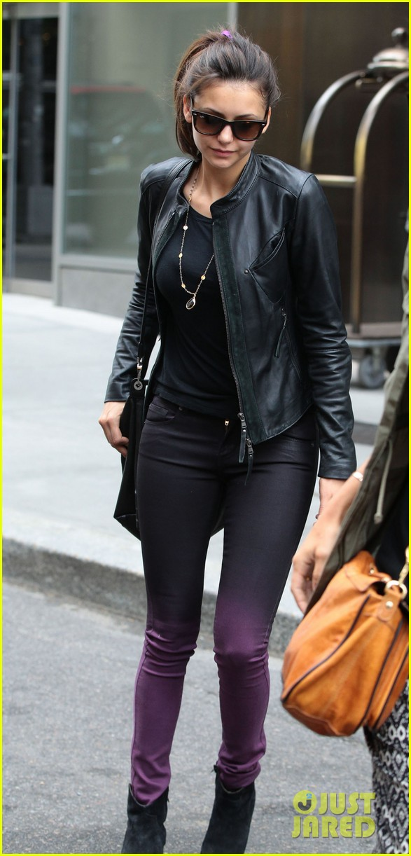 nina dobrev big apple lunch after met ball 052866524