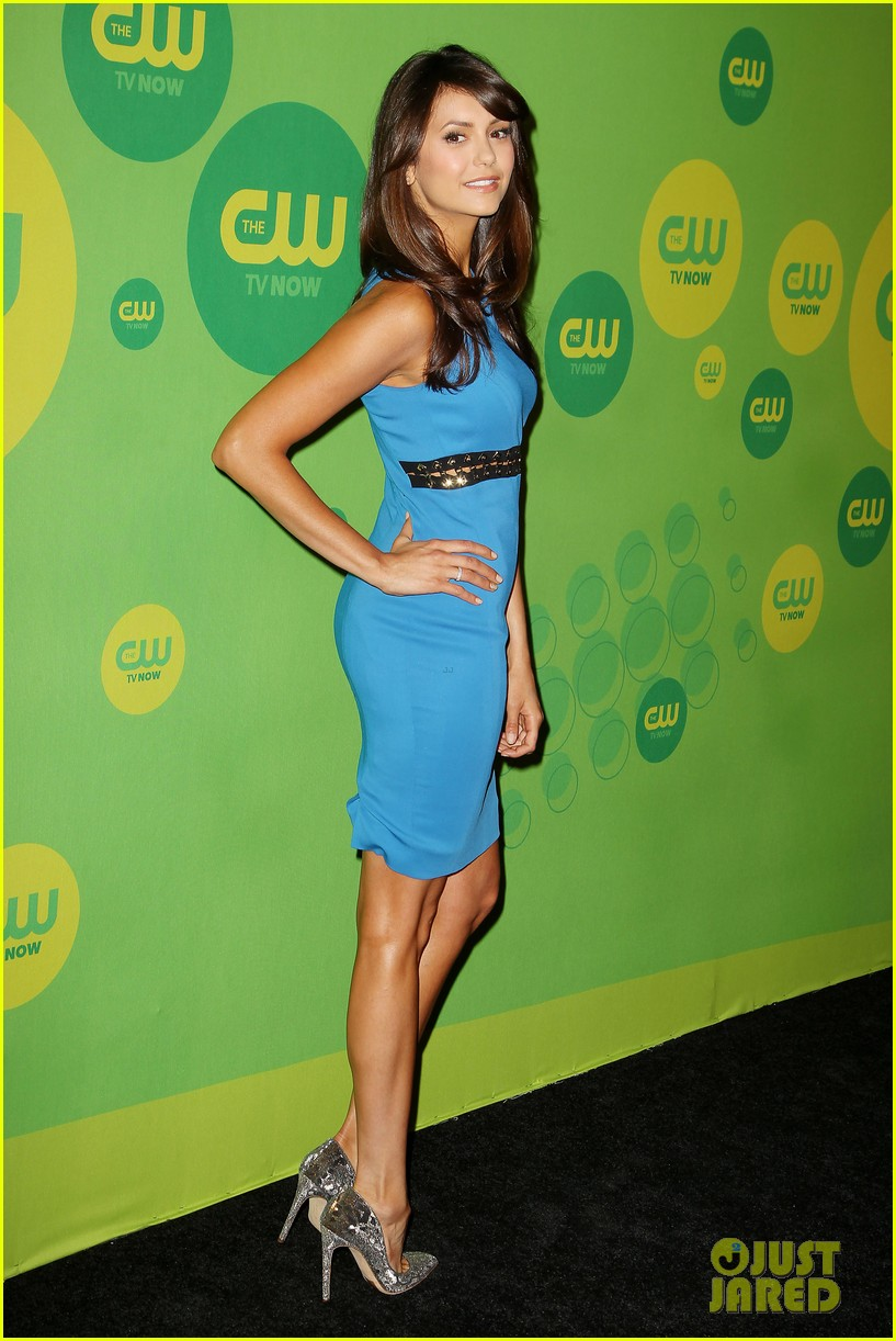 nina dobrev ian somerhalder cw upfronts after breakup 07