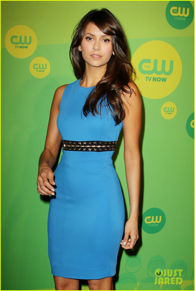 nina dobrev ian somerhalder cw upfronts after breakup 112871705