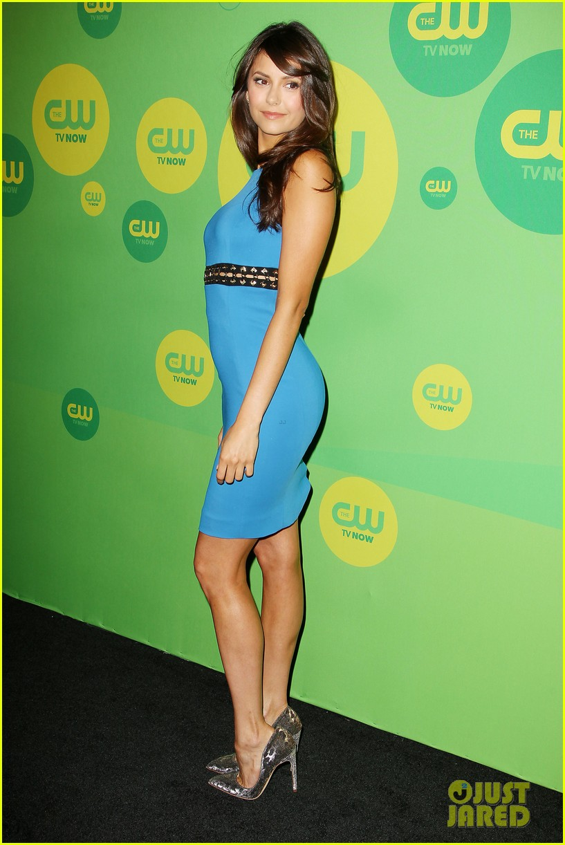 nina dobrev ian somerhalder cw upfronts after breakup 172871711
