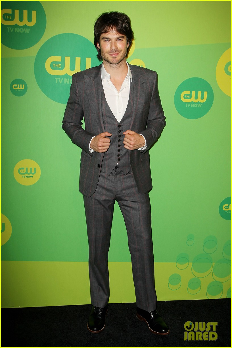 nina dobrev ian somerhalder cw upfronts after breakup 24