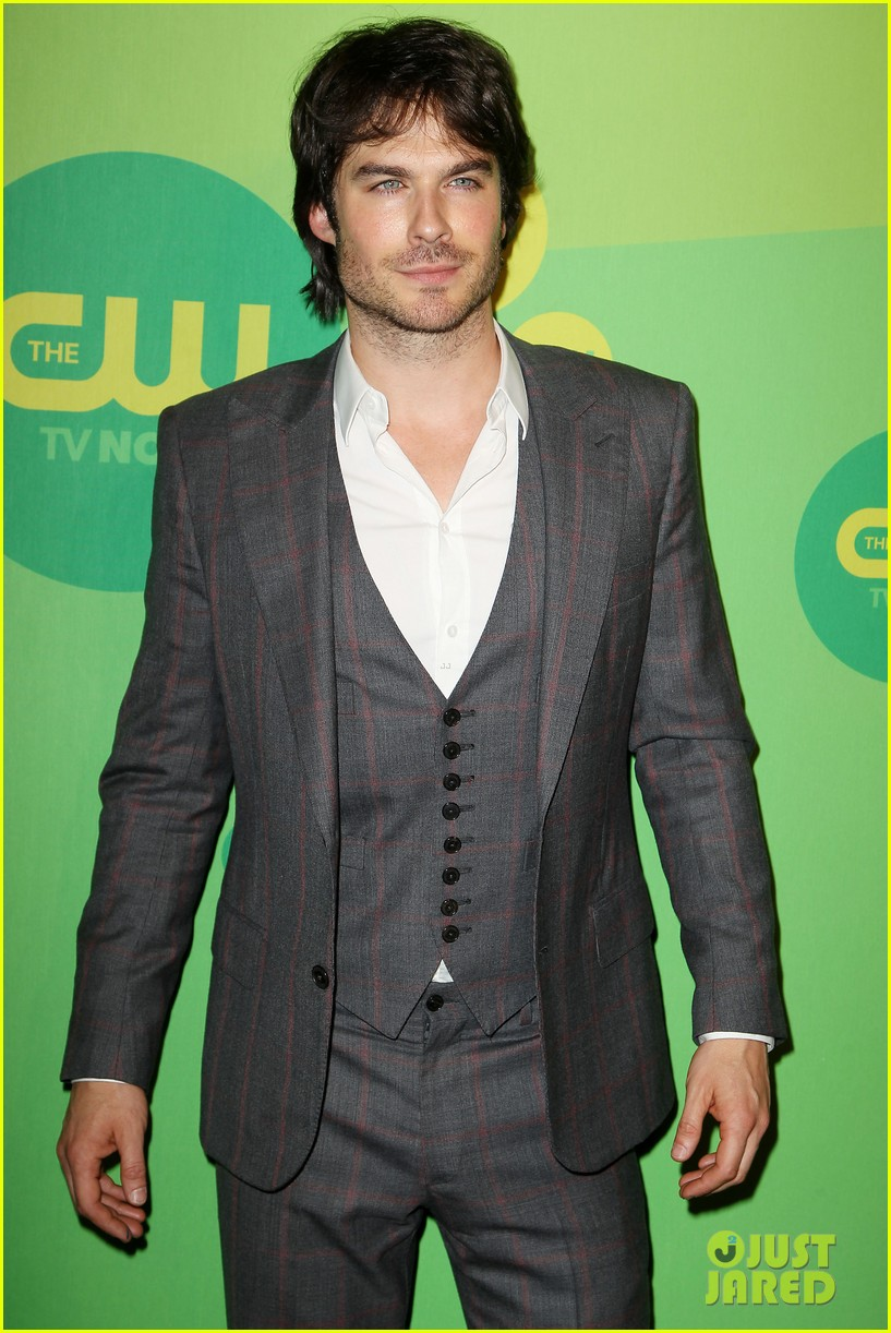 nina dobrev ian somerhalder cw upfronts after breakup 252871719