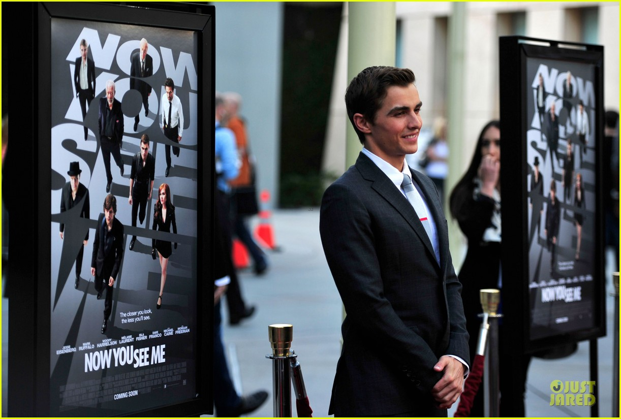 jesse eisenberg dave franco now you see me hollywood screening 082877139