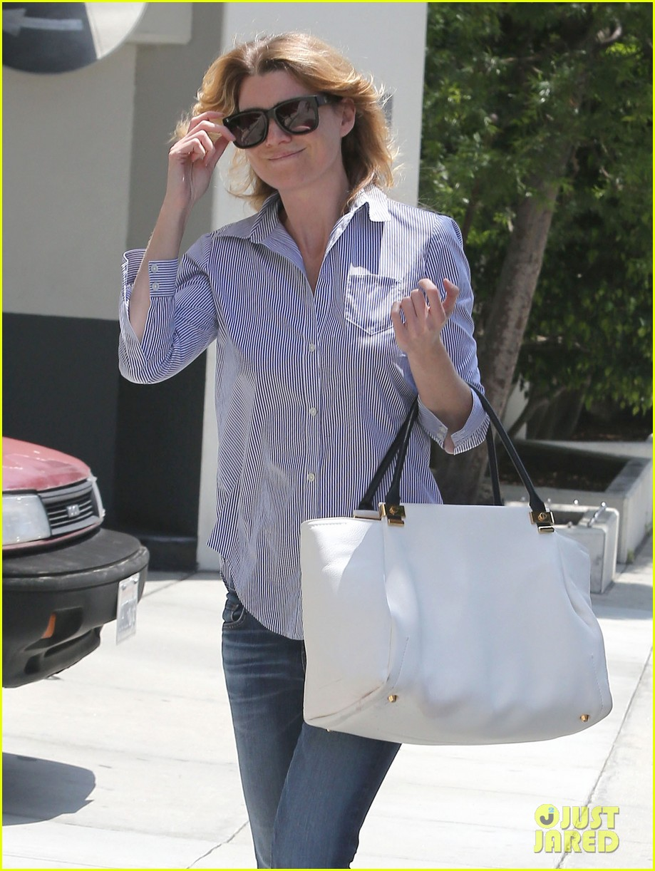 ellen pompeo gives greys anatomy showrunner funny nickname 072867335