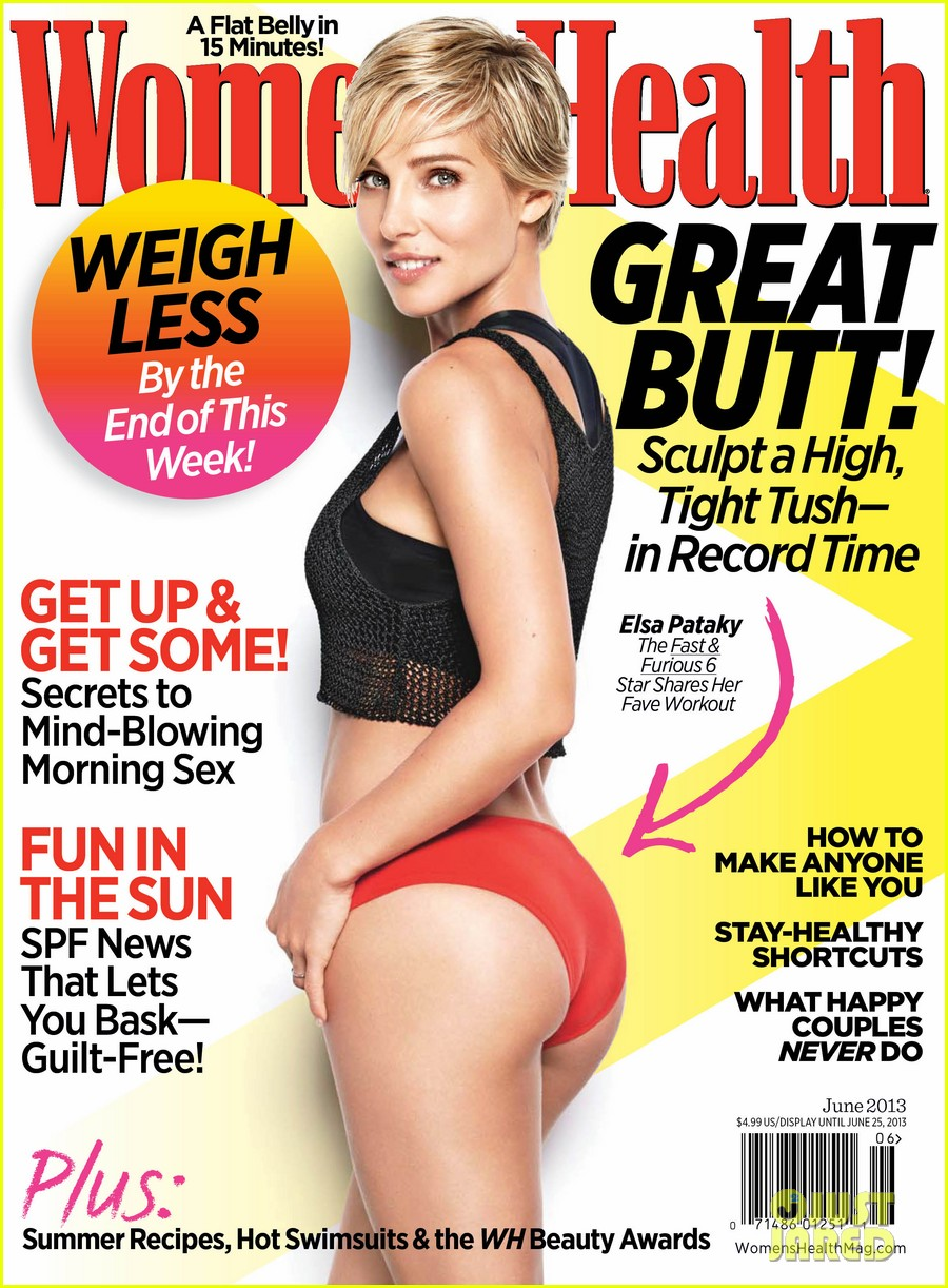elsa pataky bikini body for womens health june 2013 012870984