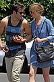 emily vancamp josh bowman kisses in hollywood 02