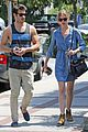 emily vancamp josh bowman kisses in hollywood 17