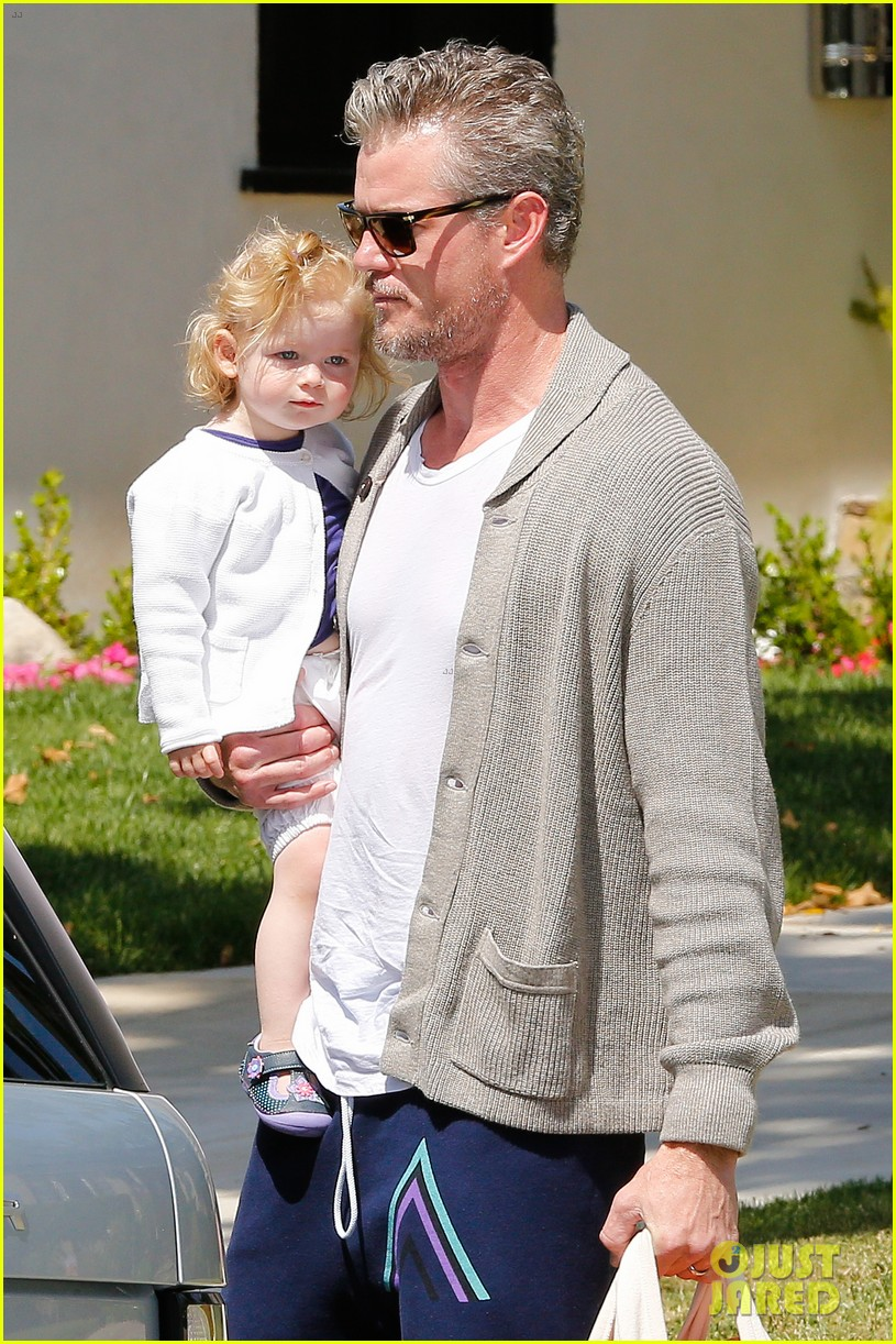eric dane rebecca gayheart birthday party with the girls 022879031