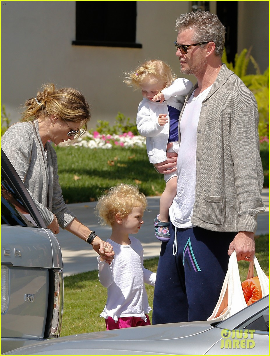 eric dane rebecca gayheart birthday party with the girls 082879037