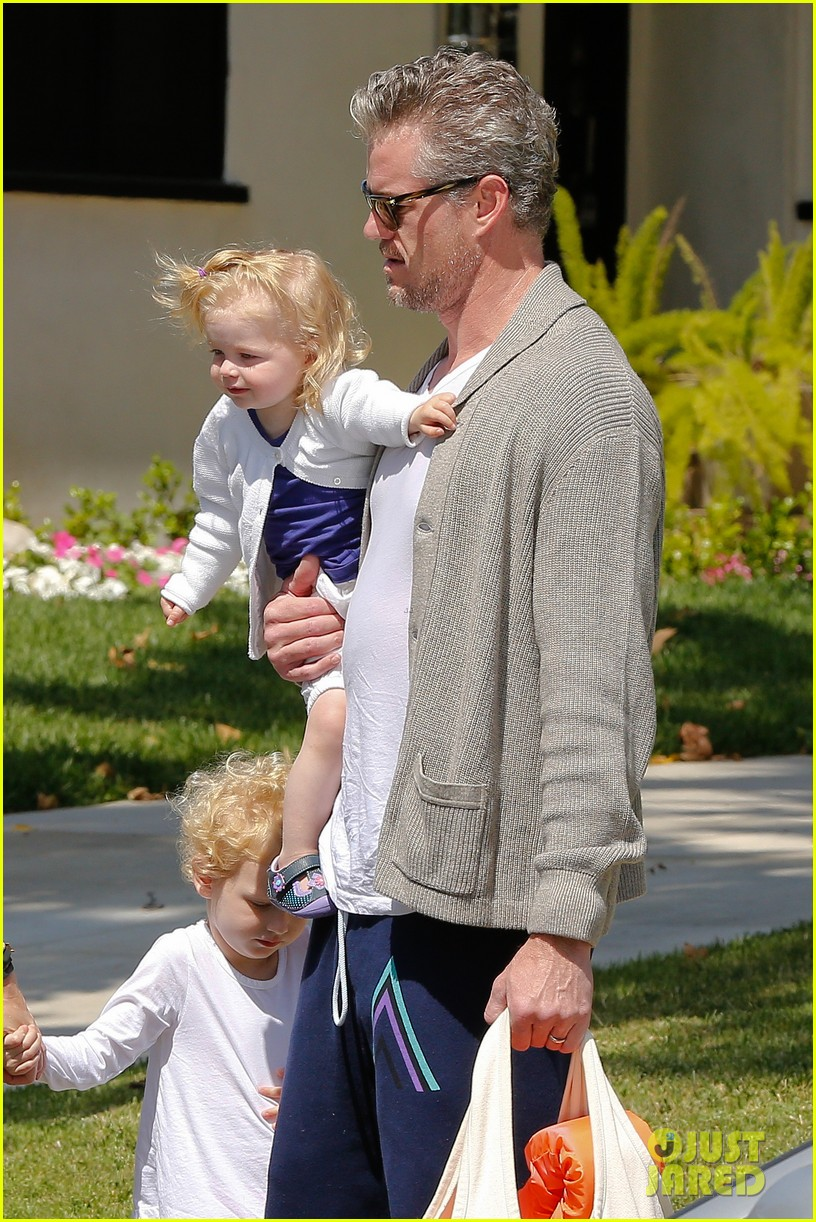 eric dane rebecca gayheart birthday party with the girls 102879039