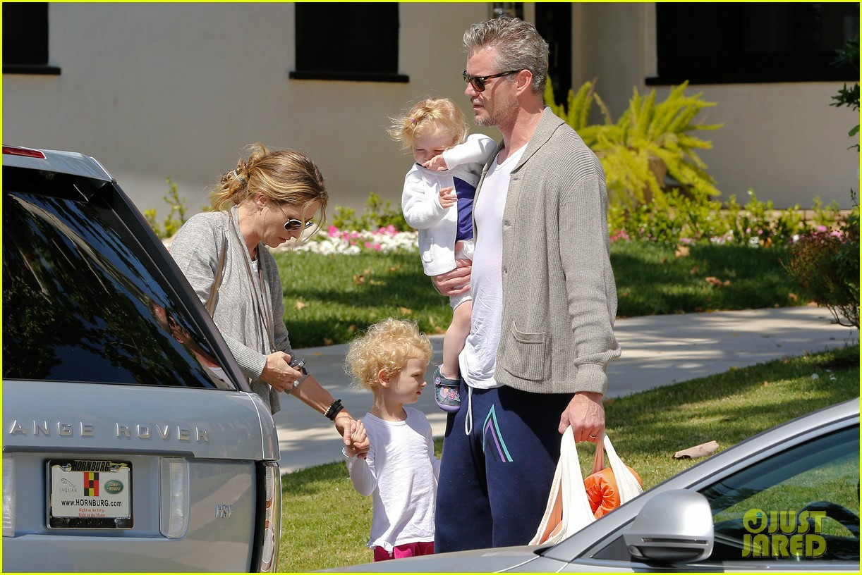 eric dane rebecca gayheart birthday party with the girls 11