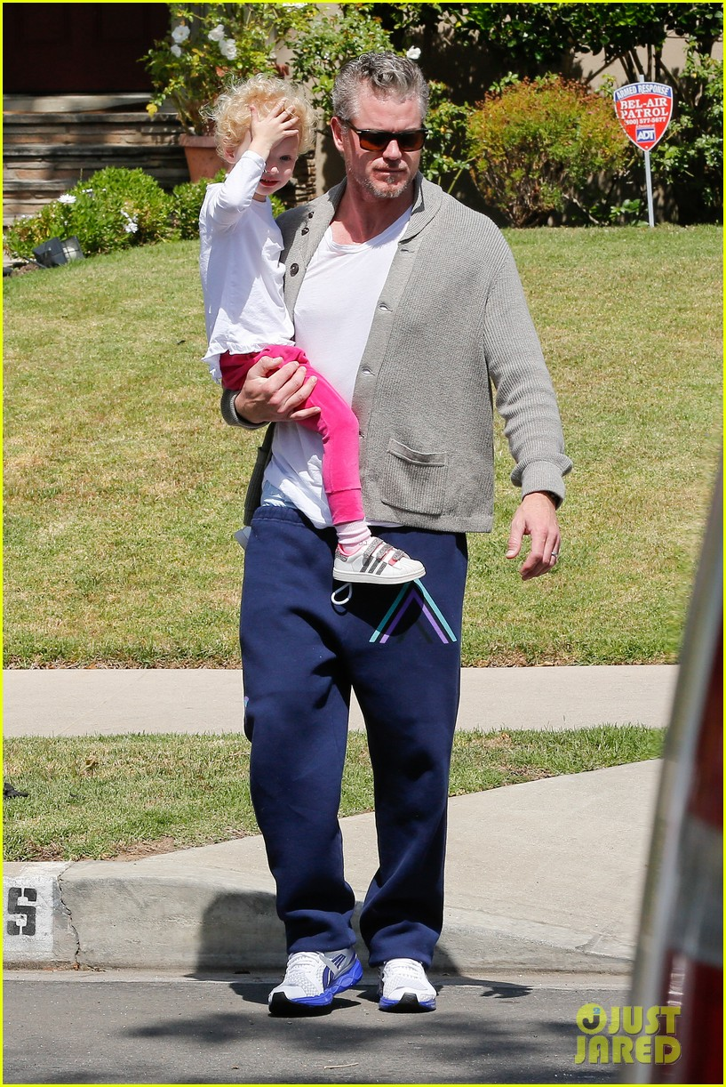 eric dane rebecca gayheart birthday party with the girls 12