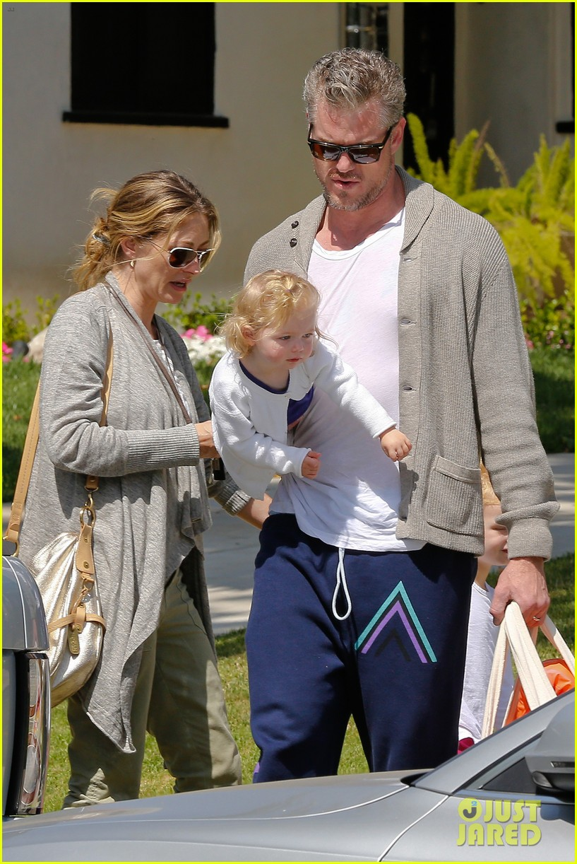 eric dane rebecca gayheart birthday party with the girls 13