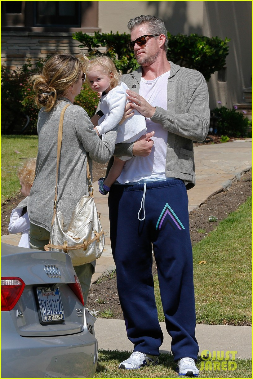 eric dane rebecca gayheart birthday party with the girls 142879043