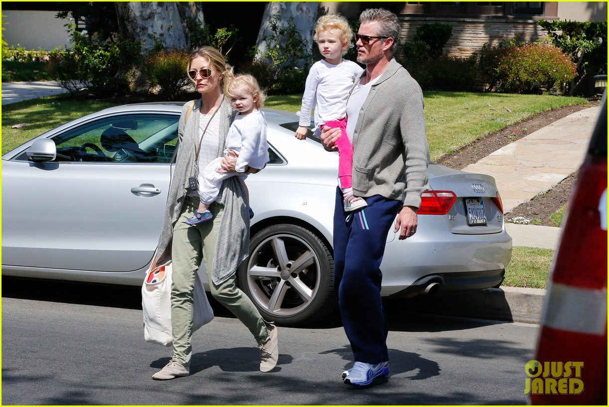 eric dane rebecca gayheart birthday party with the girls 20