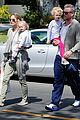 eric dane rebecca gayheart birthday party with the girls 05